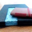 Encuaderna con un cosido visto